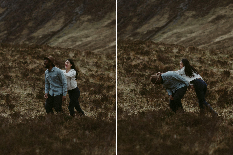 Scottish Highlands, Glencoestory - Yohanna and Imho skleja