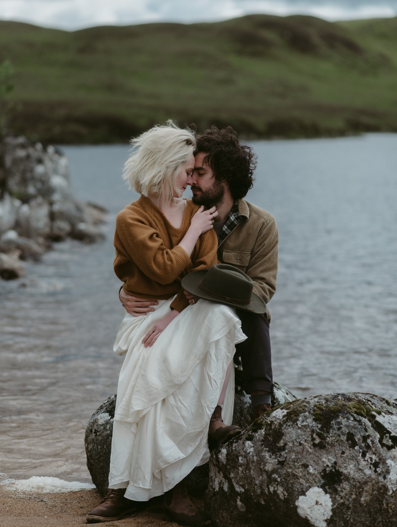 Scotland Elopement Photographer Destination Wedding Glencoe Glasgow 0366