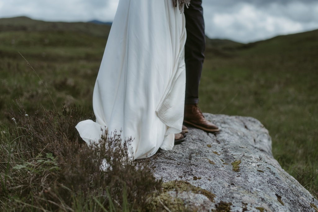 Scotland Elopement Photographer Destination Wedding Glencoe Glasgow 0327