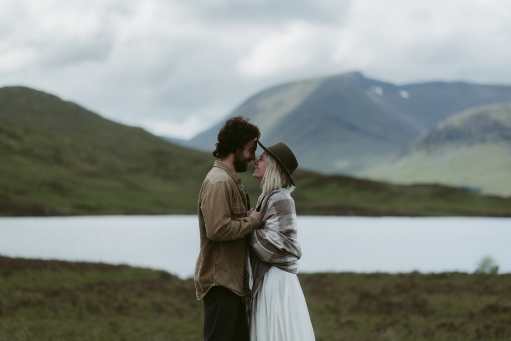 Scotland Elopement Photographer Destination Wedding Glencoe Glasgow 0352