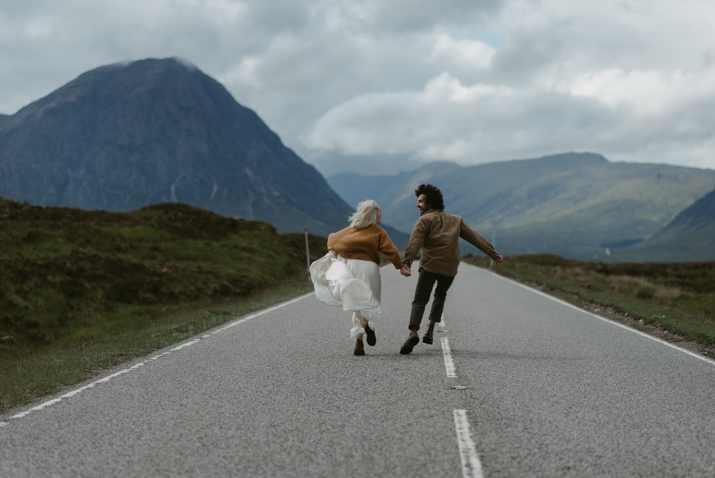 Scotland Elopement Photographer Destination Wedding Glencoe Glasgow 0385