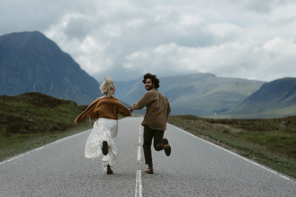 Scotland Elopement Photographer Destination Wedding Glencoe Glasgow 0404