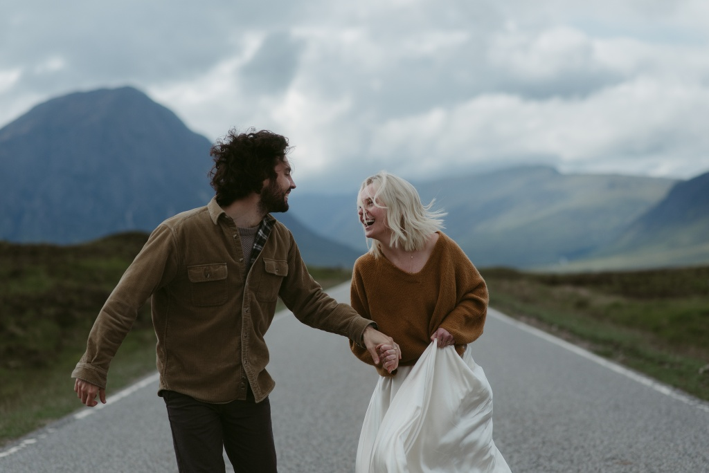 Scotland Elopement Photographer Destination Wedding Glencoe Glasgow