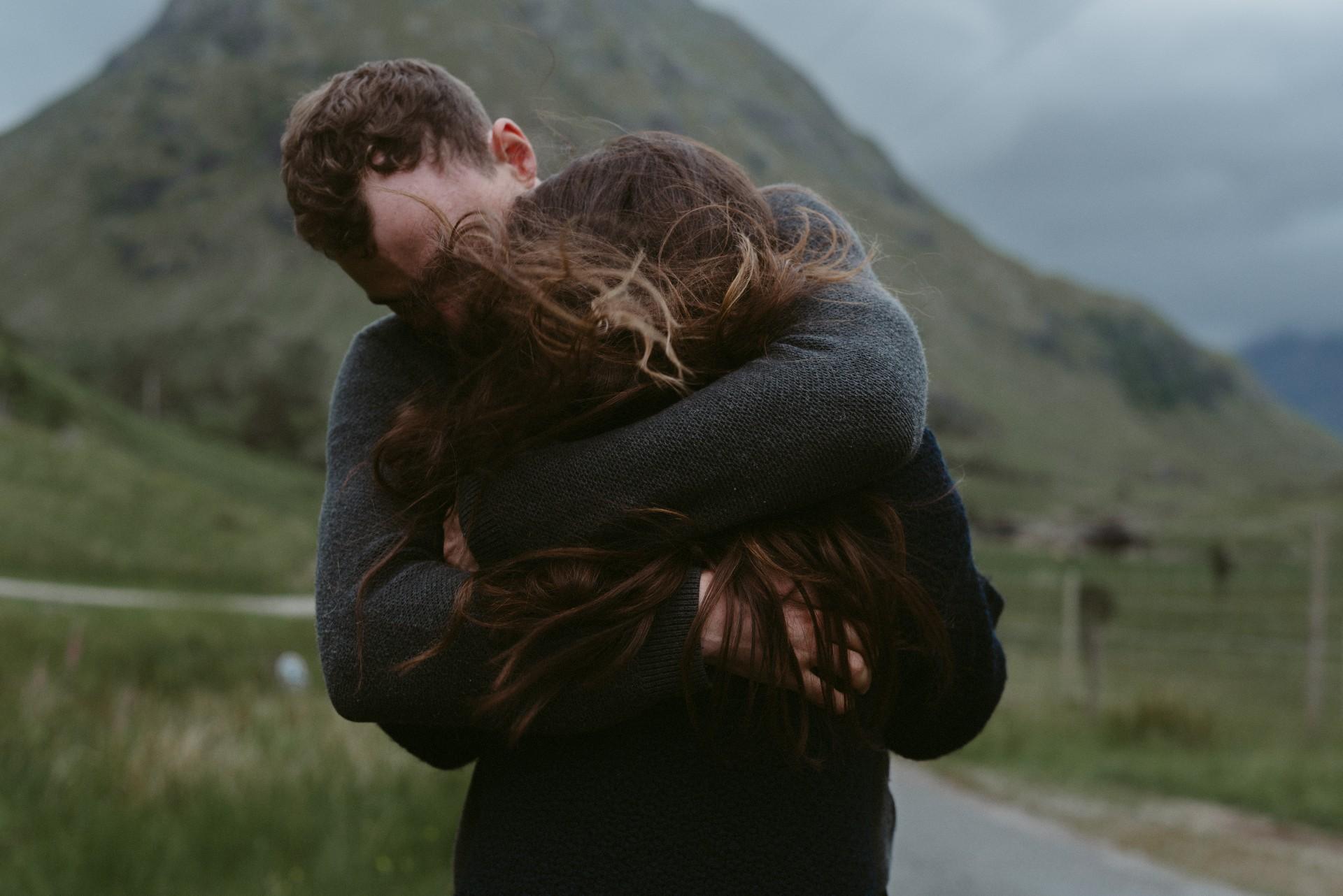 Madina & Callum - Glen Etive
