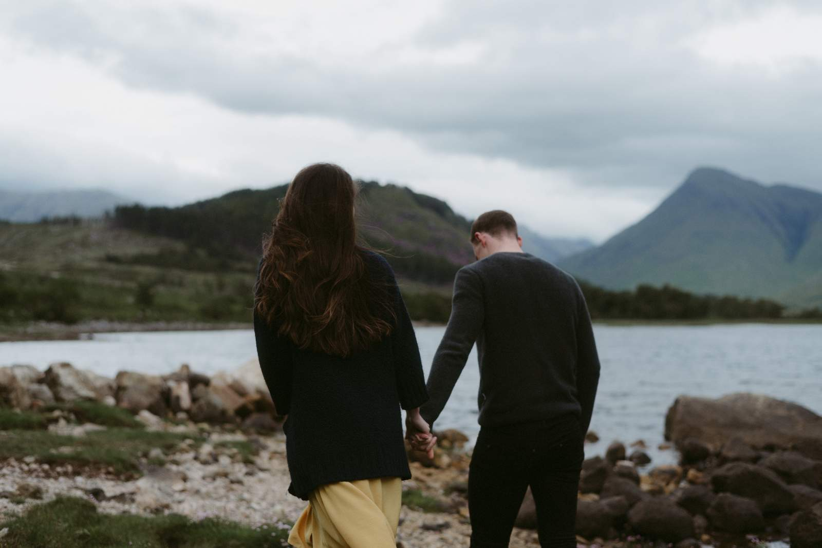 Scotland elopement and wedding Photographer glen etive 1