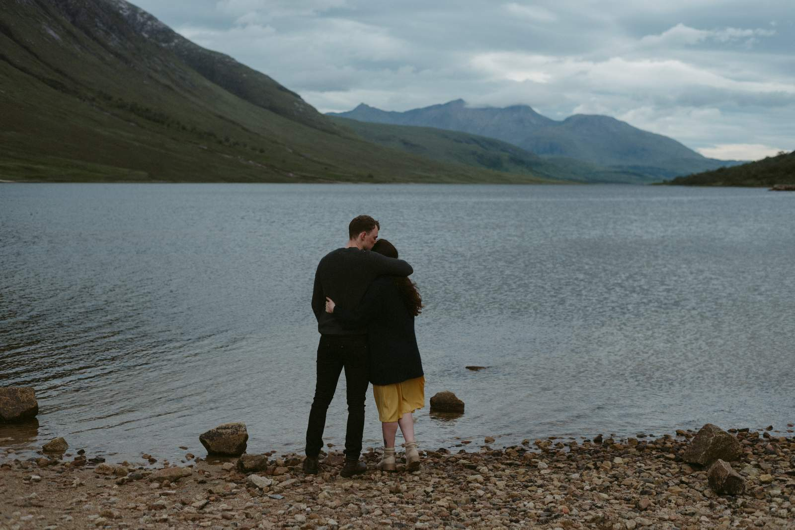 Scotland Elopement and wedding photographer Glen Etive 107