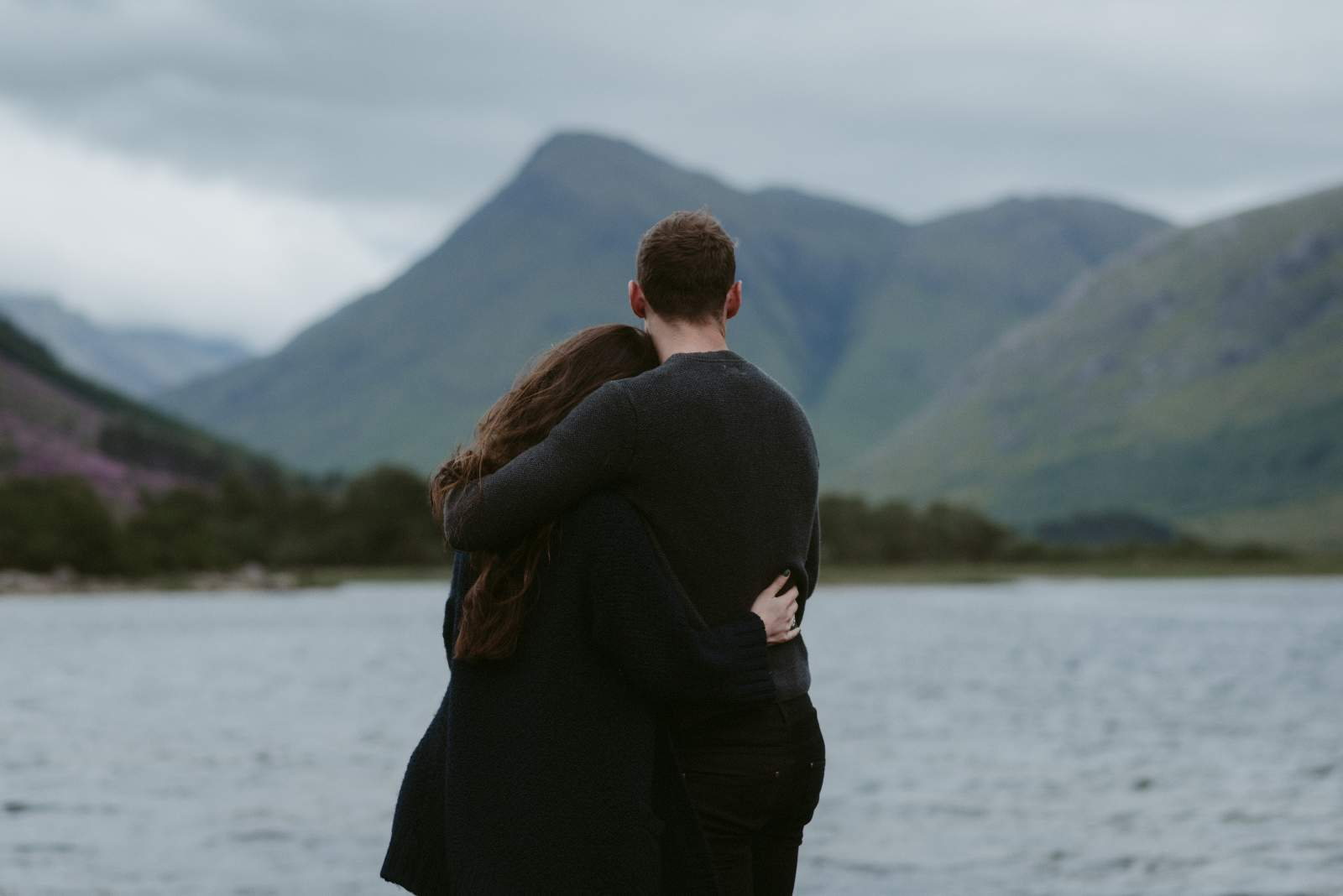 Scotland elopement and wedding Photographer glen etive 11