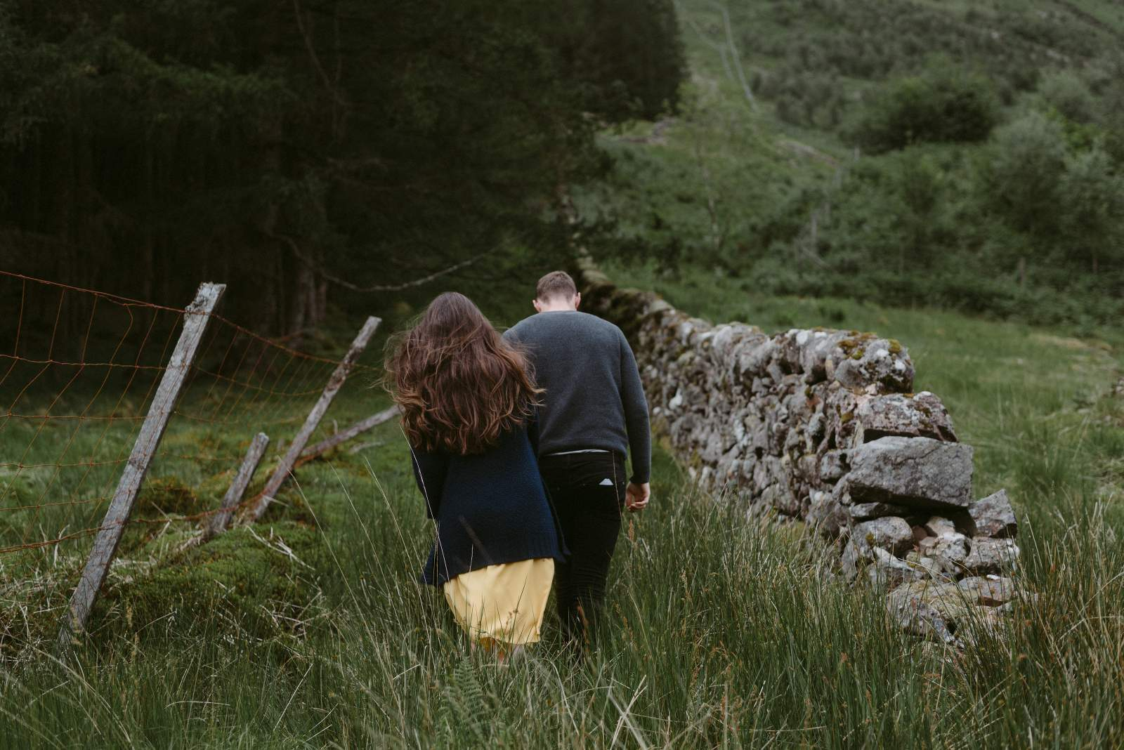Scotland Elopement and wedding photographer Glen Etive 114