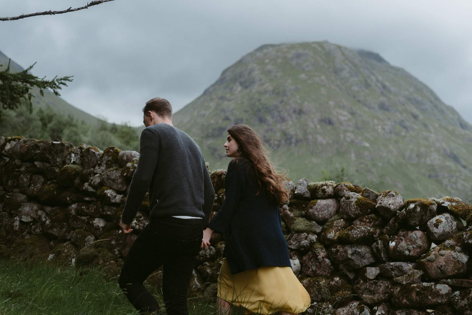 Scotland Elopement and wedding photographer Glen Etive 134