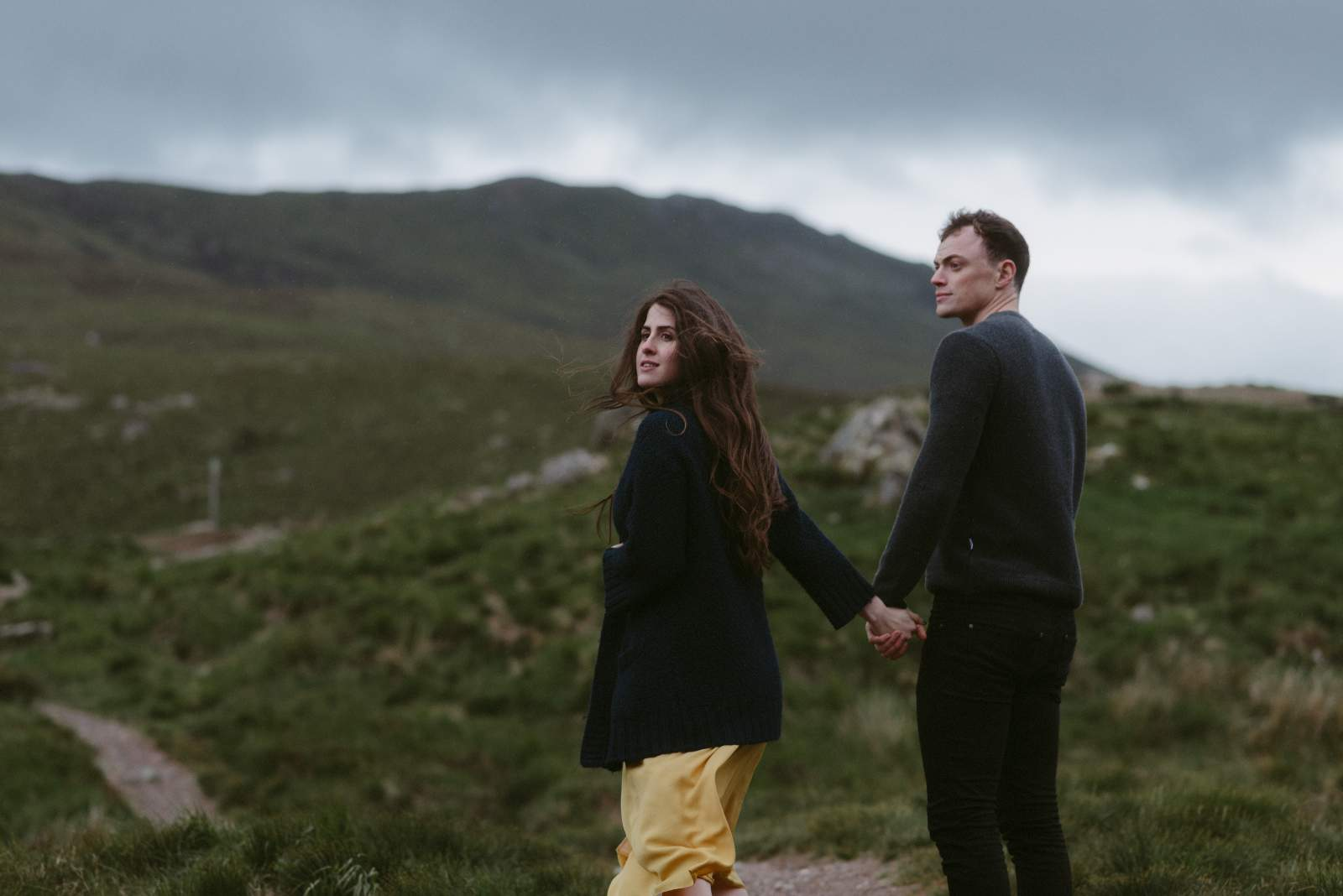 Scotland Elopement and wedding photographer Glen Etive 152
