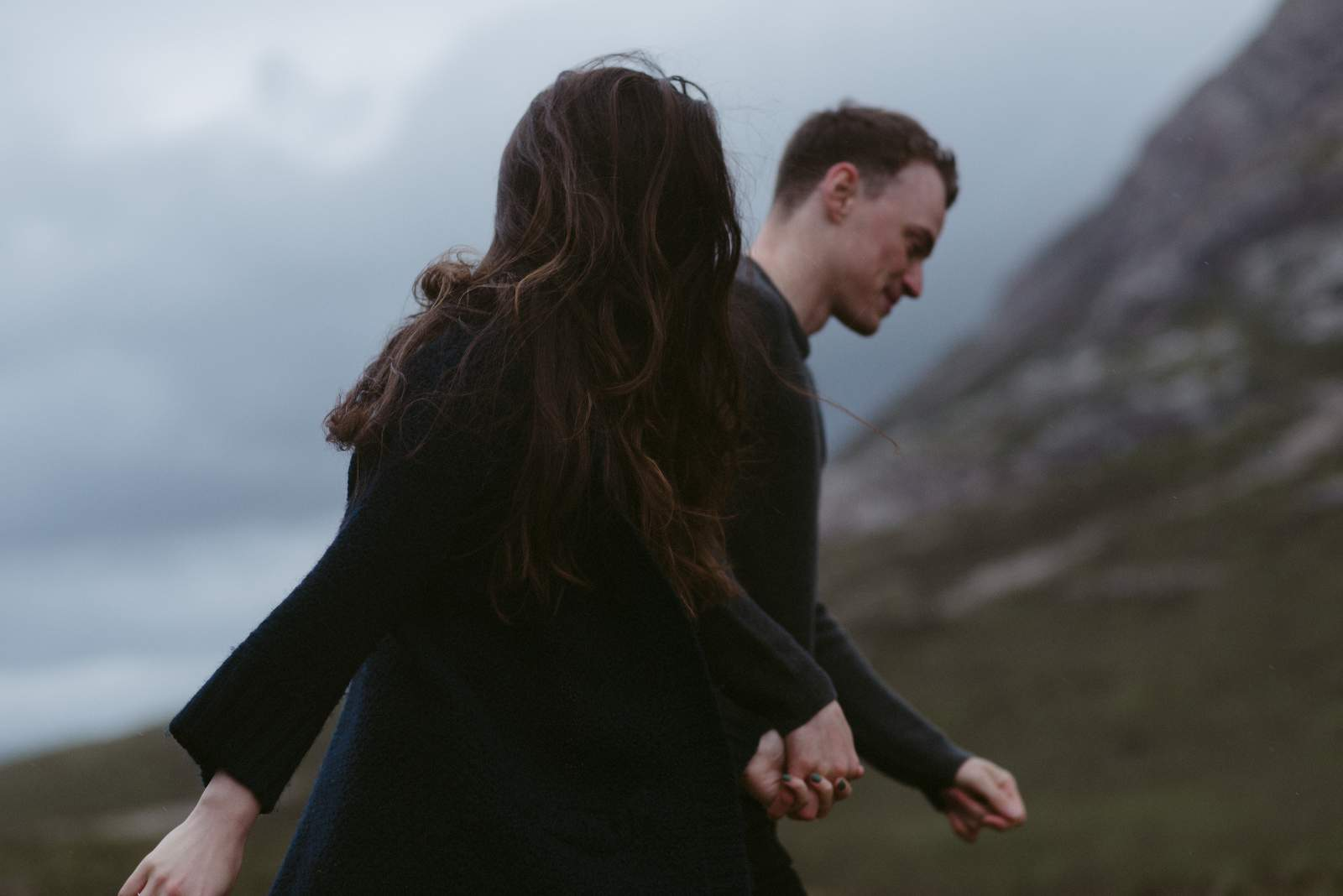 Scotland Elopement and wedding photographer Glen Etive 153