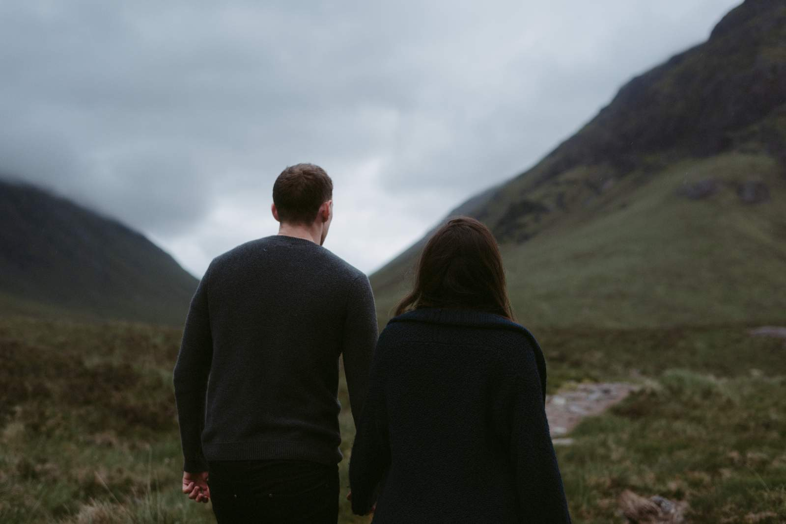 Scotland Elopement and wedding photographer Glen Etive 157