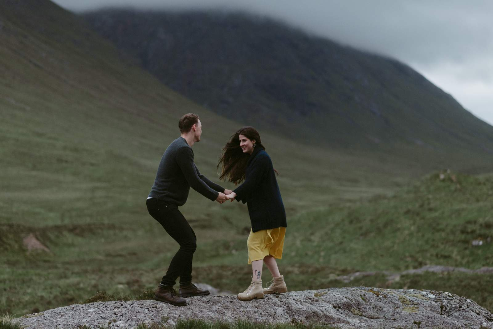 Scotland Elopement and wedding photographer Glen Etive 166