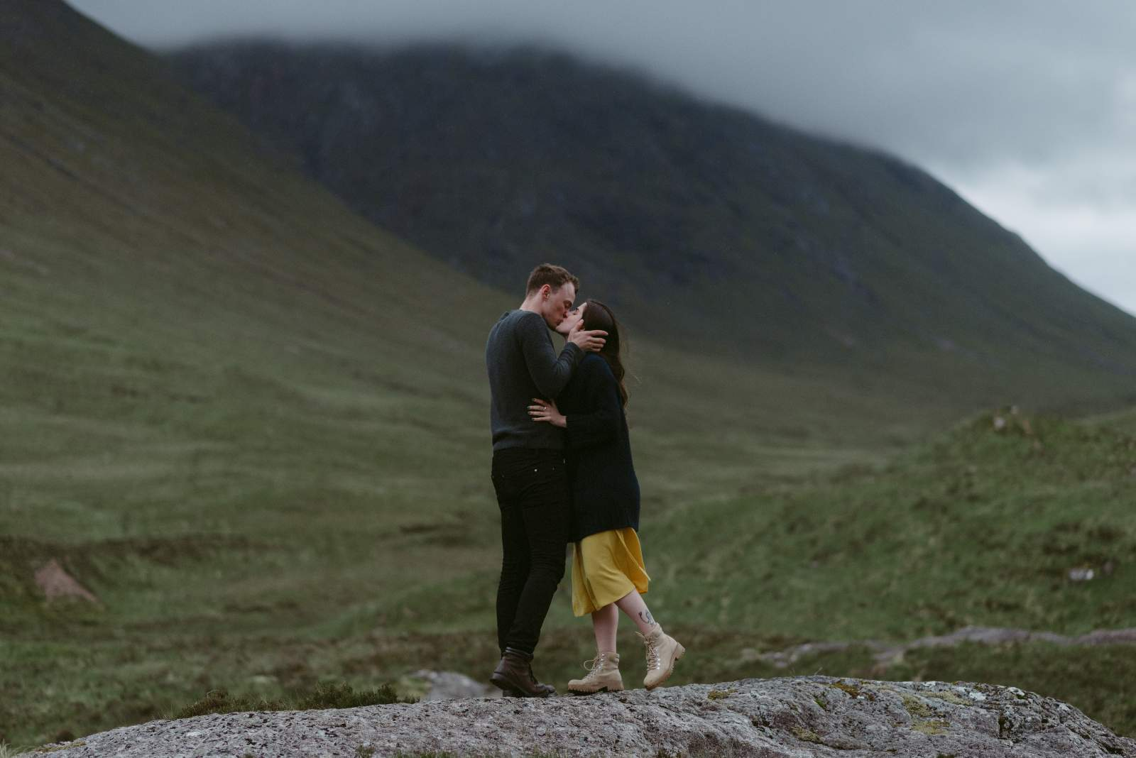 Scotland Elopement and wedding photographer Glen Etive 167