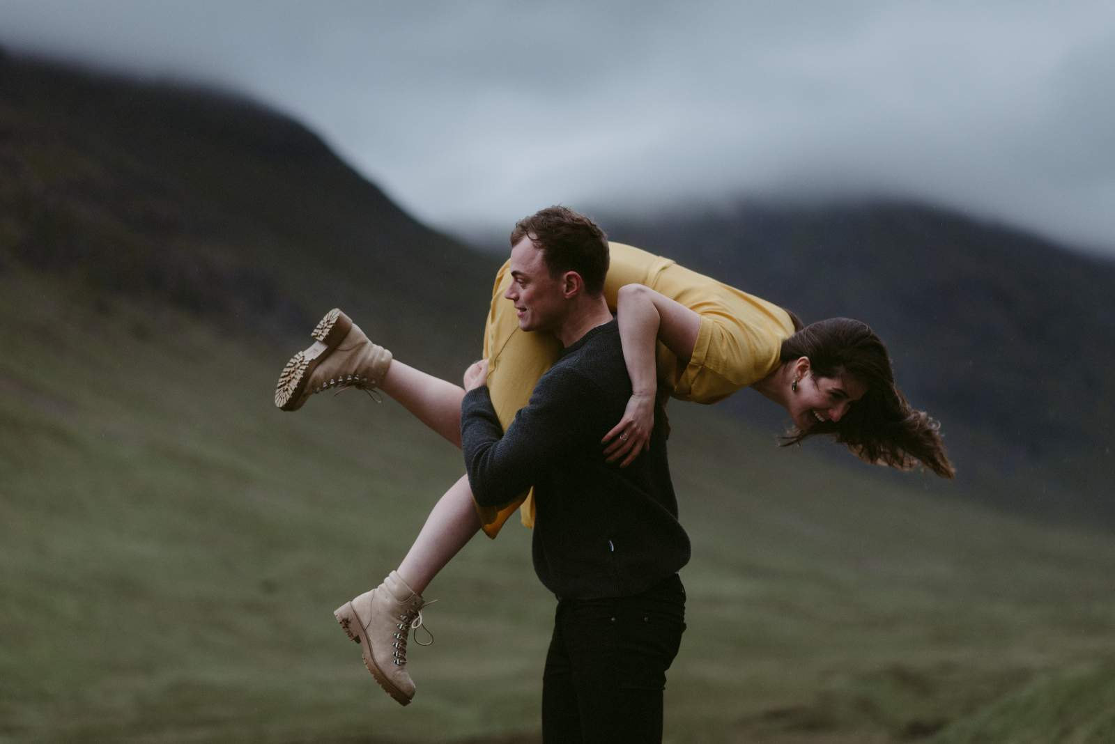 Scotland Elopement and wedding photographer Glen Etive 170