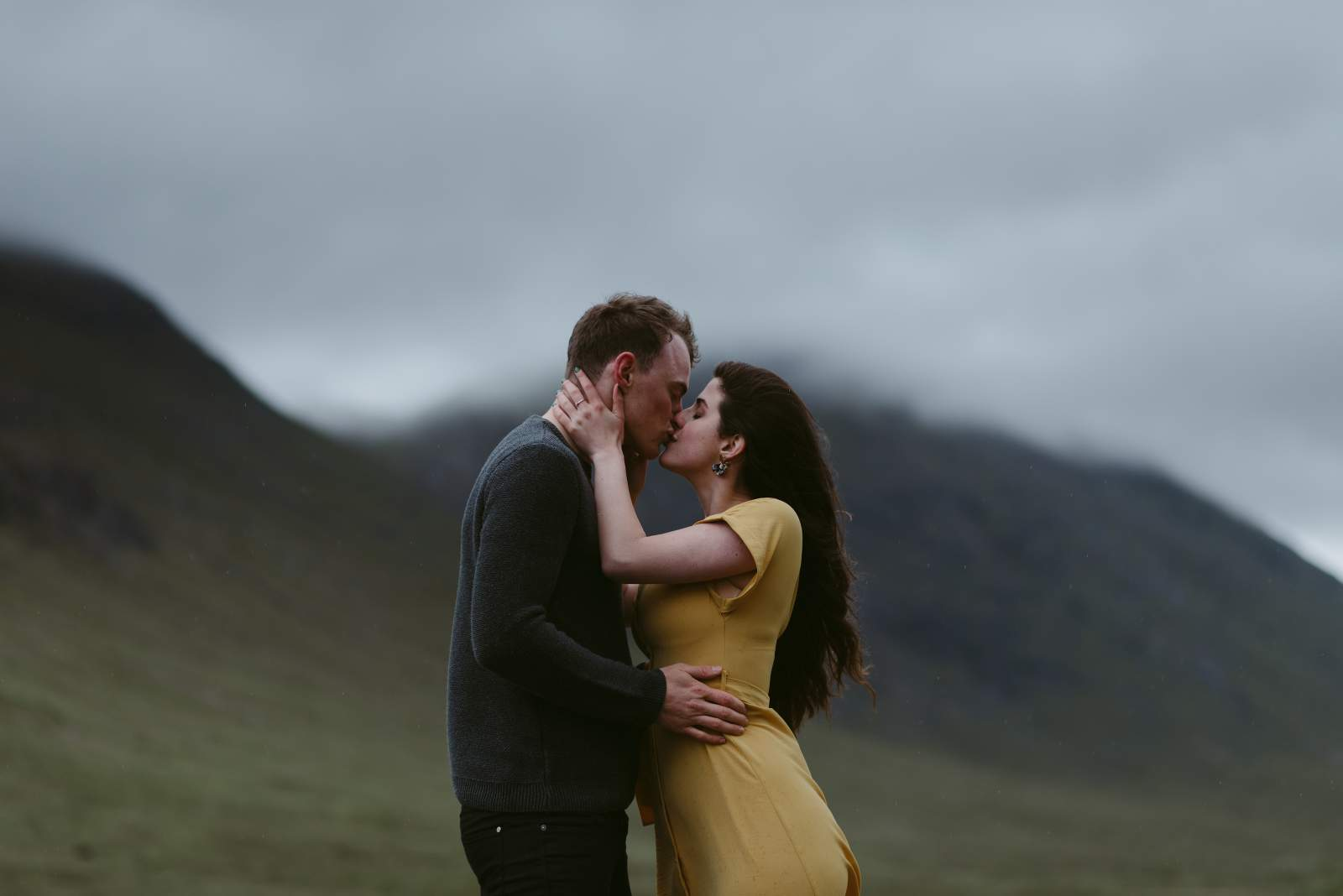 Scotland Elopement and wedding photographer Glen Etive 171