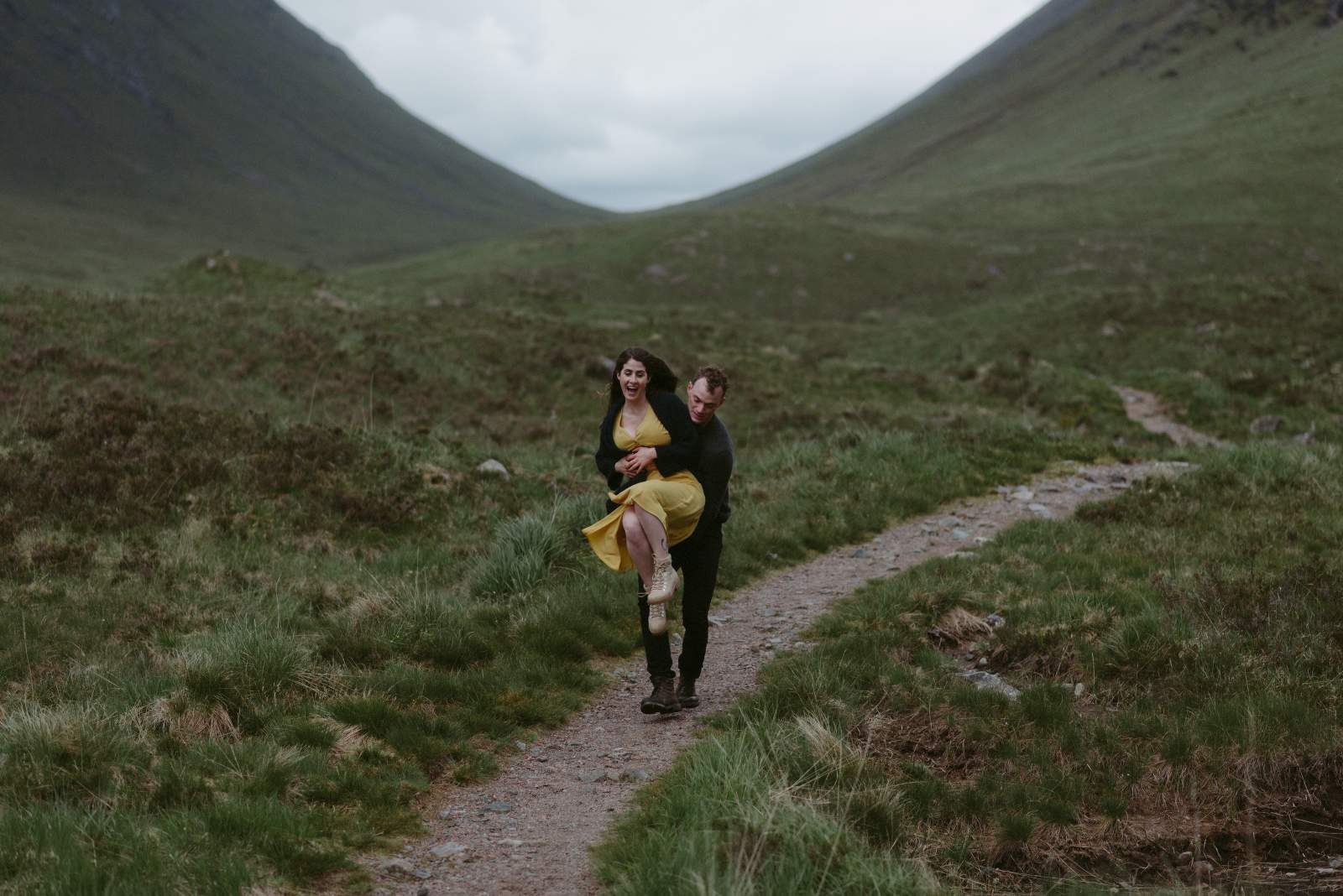 Scotland Elopement and wedding photographer Glen Etive 187