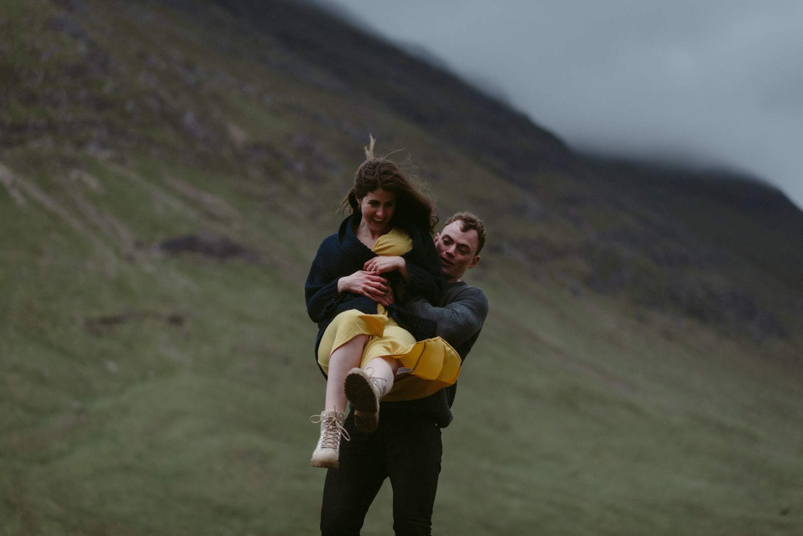 Scotland Elopement and wedding photographer Glen Etive 190