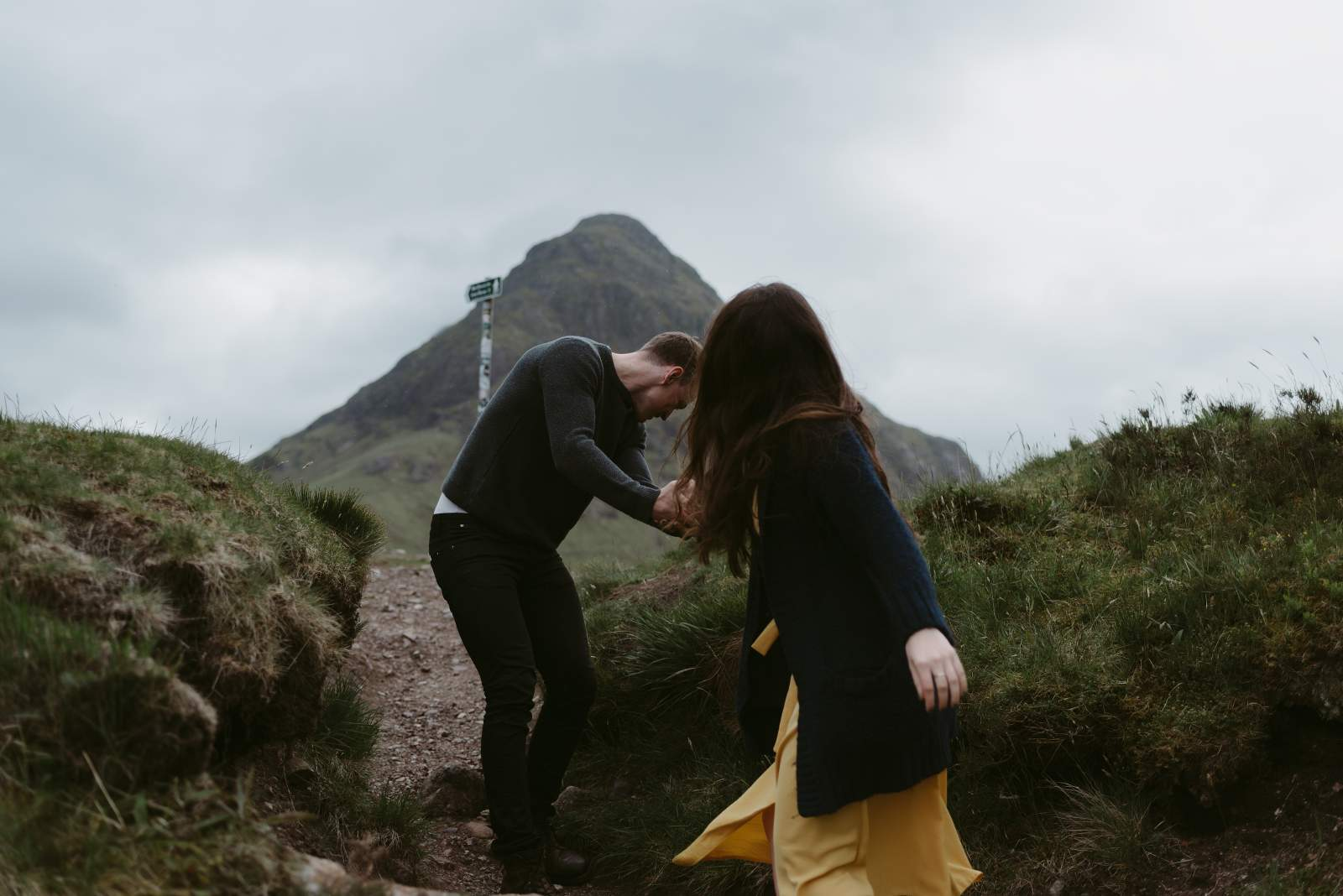 Scotland Elopement and wedding photographer Glen Etive 192