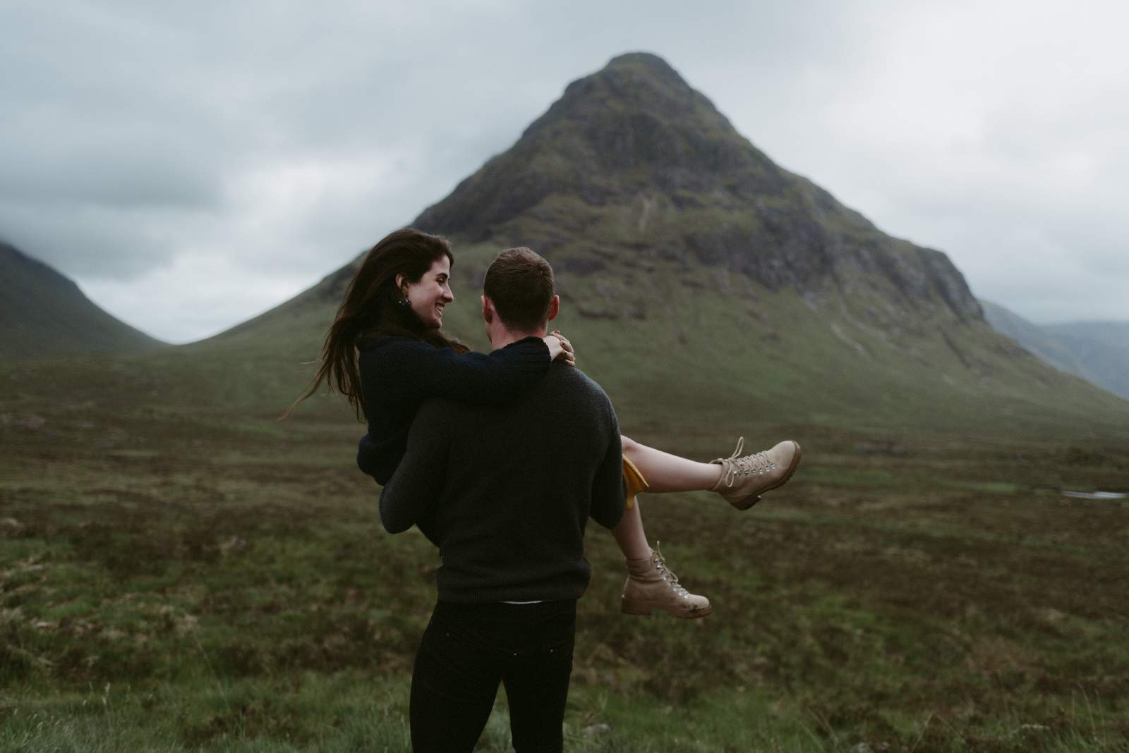 Scotland Elopement and wedding photographer Glen Etive 194