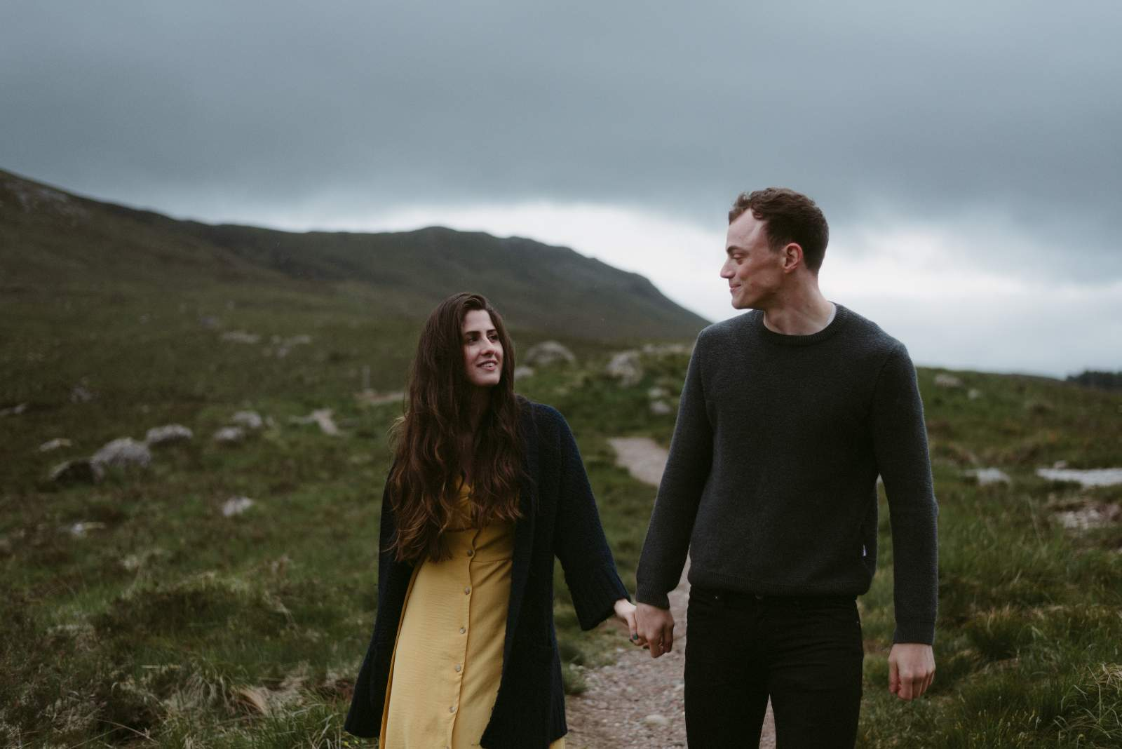 Scotland Elopement and wedding photographer Glen Etive 203