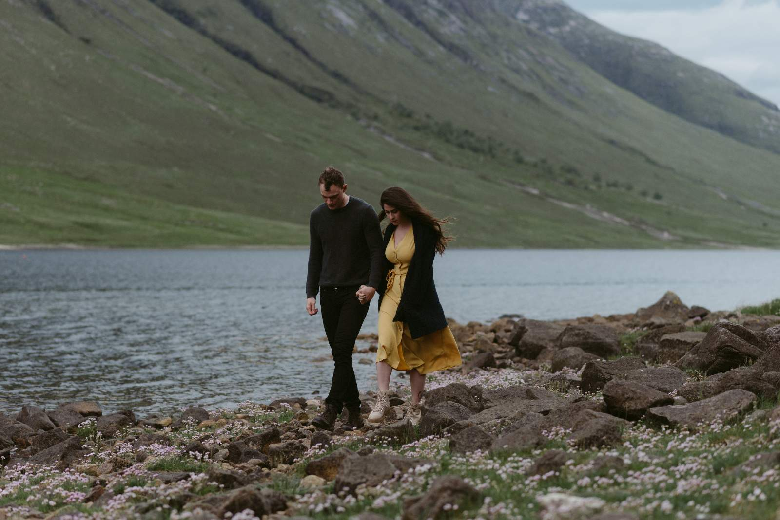 Scotland elopement and wedding Photographer glen etive 21