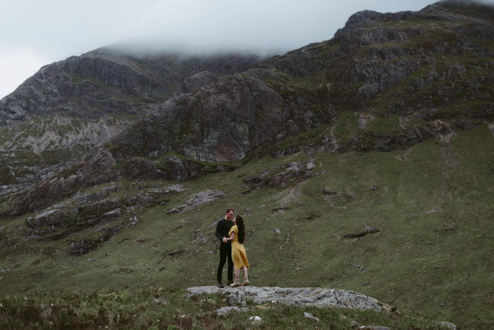 Scotland Elopement and wedding photographer Glen Etive 216