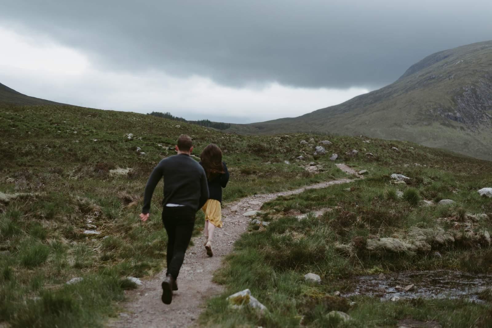 Scotland Elopement and wedding photographer Glen Etive 229