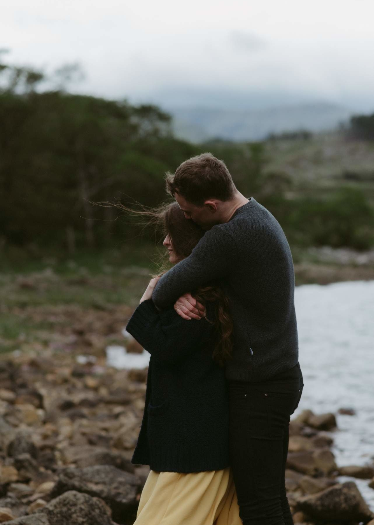 Scotland elopement and wedding Photographer glen etive 235