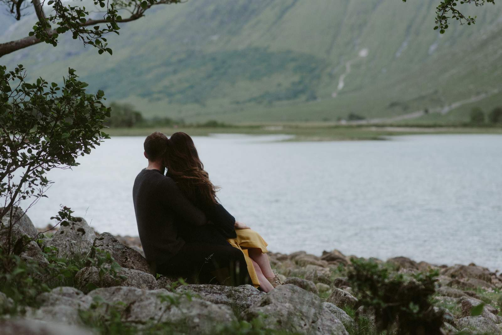 Scotland Elopement and wedding photographer Glen Etive 31