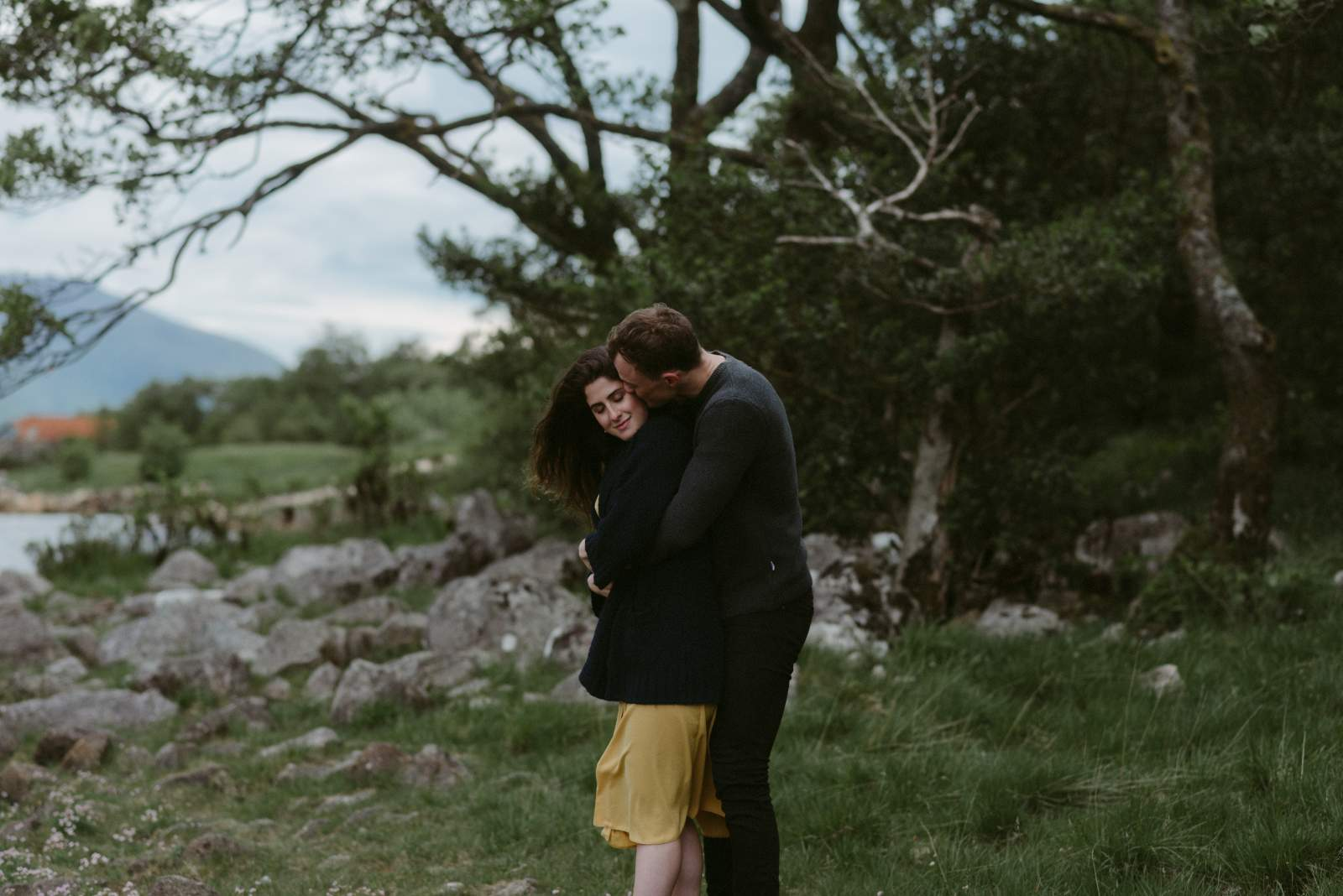 Scotland Elopement and wedding photographer Glen Etive 33