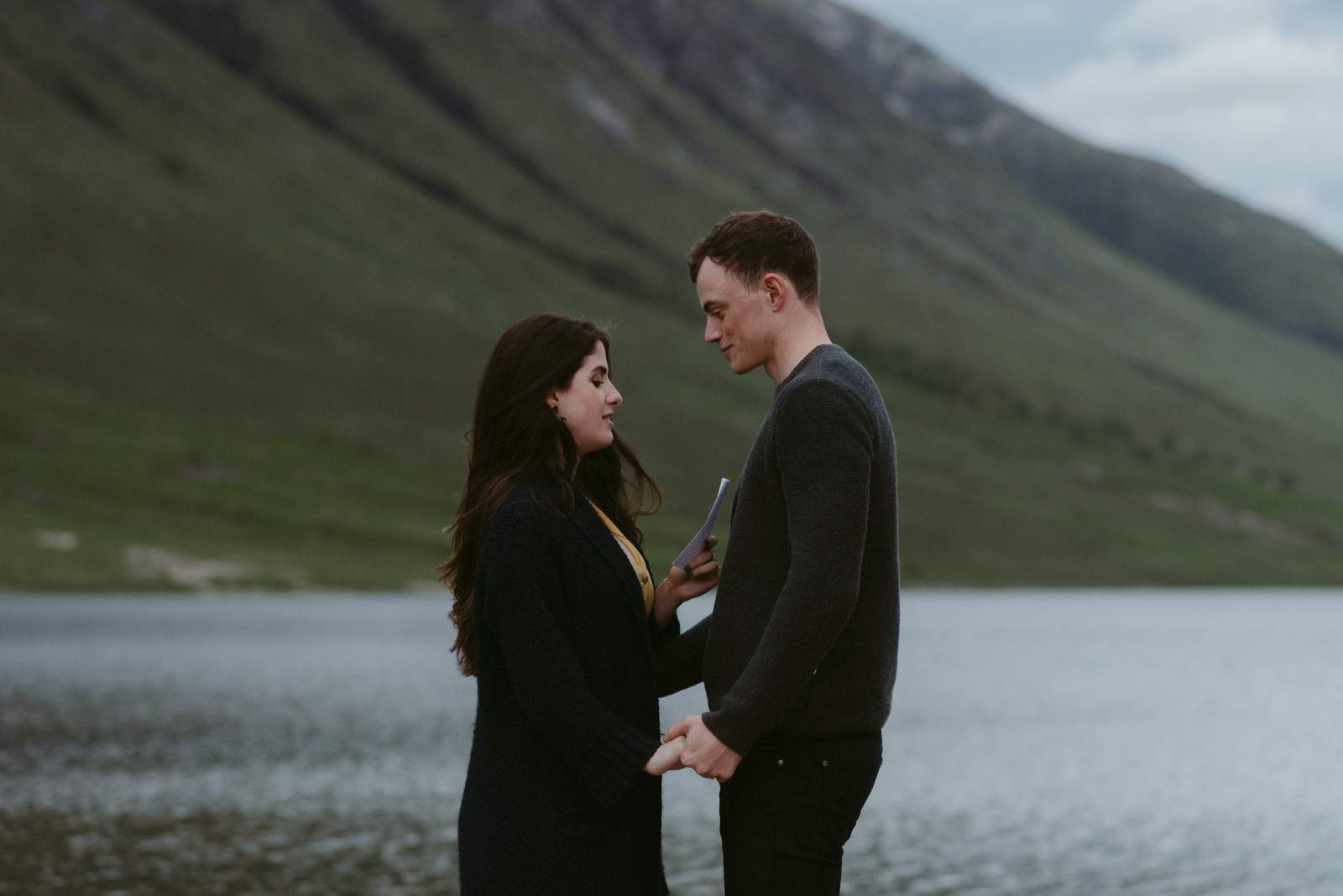 Scotland Elopement and wedding photographer Glen Etive 40
