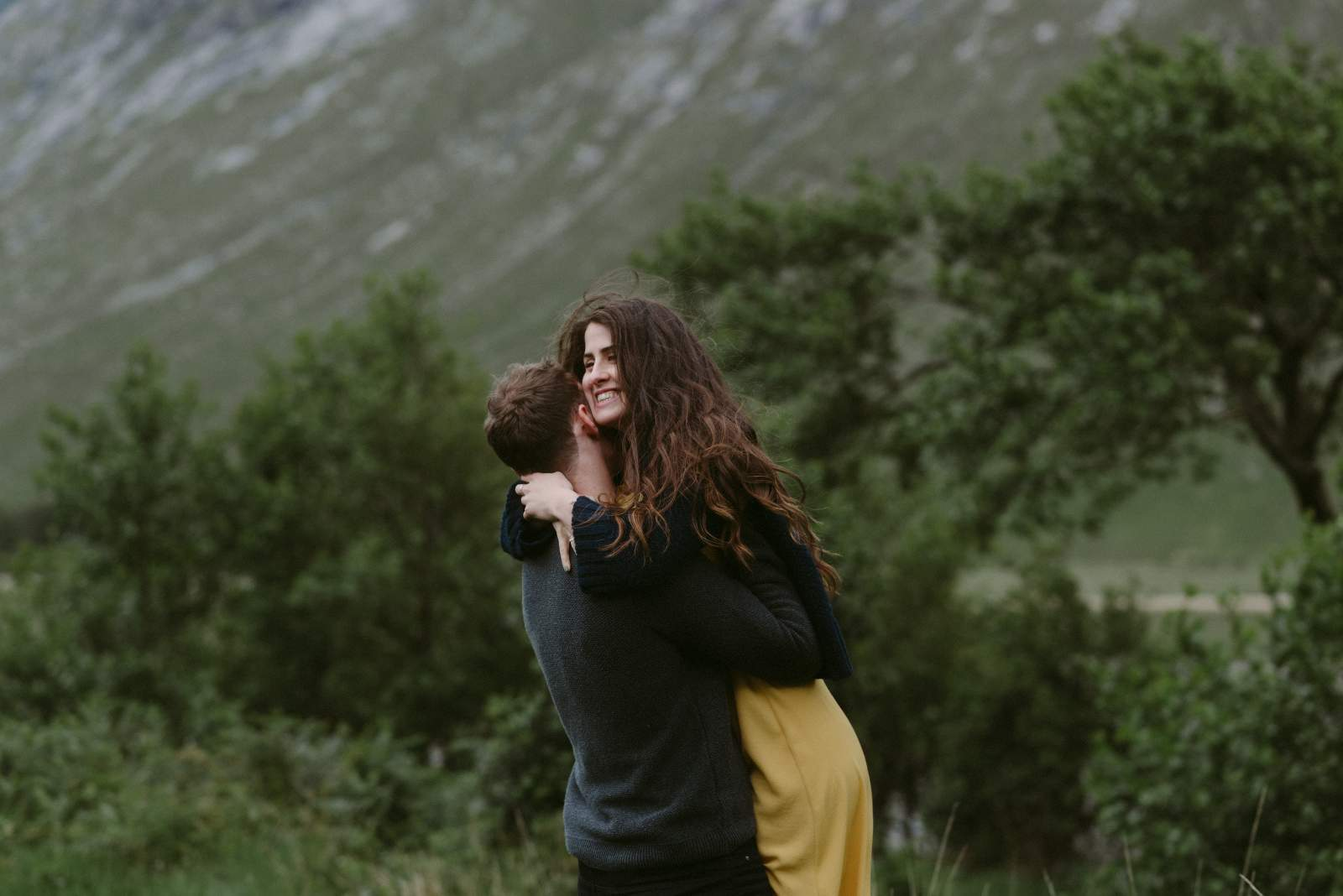 Scotland Elopement and wedding photographer Glen Etive 60