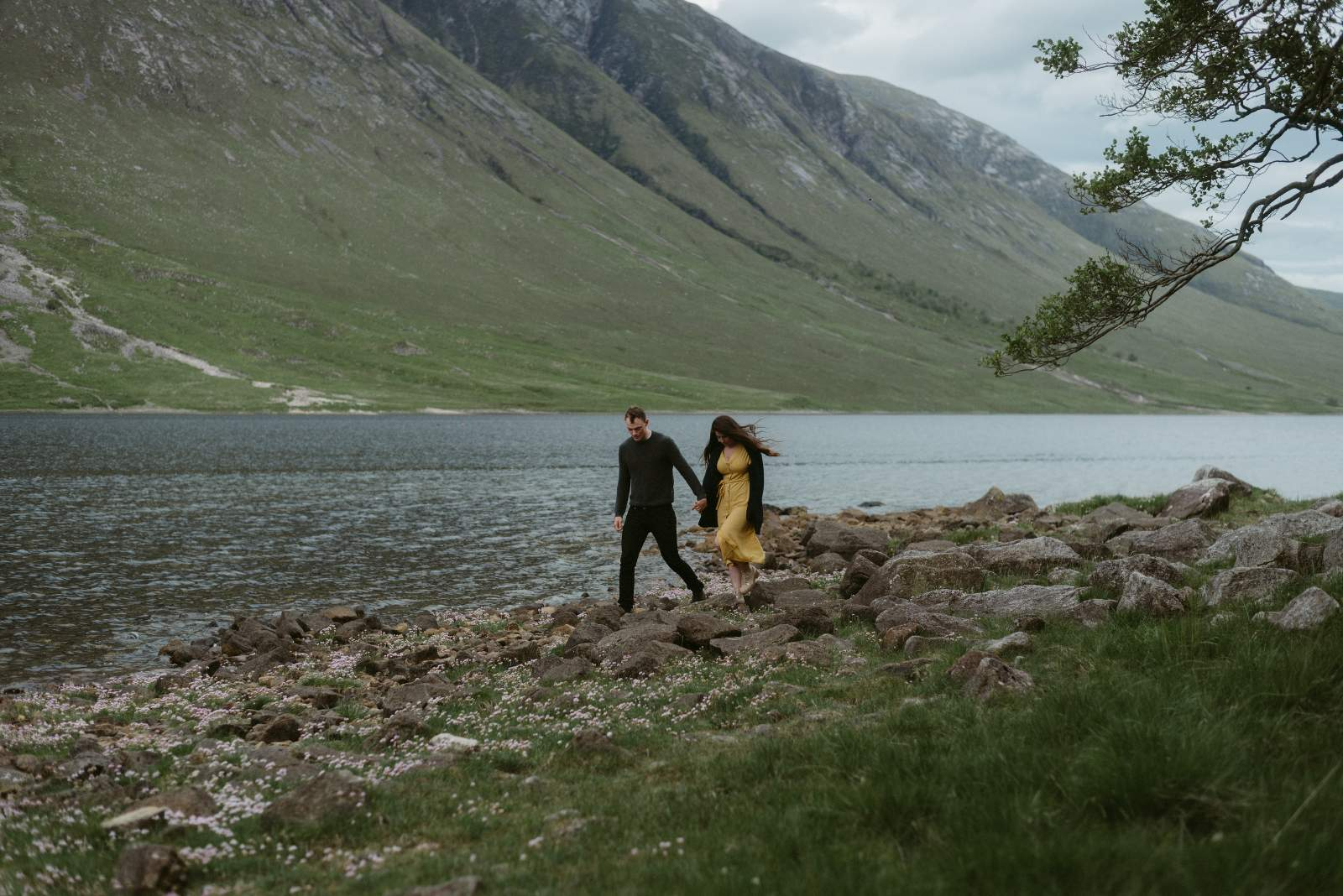 Scotland elopement and wedding Photographer glen etive 80