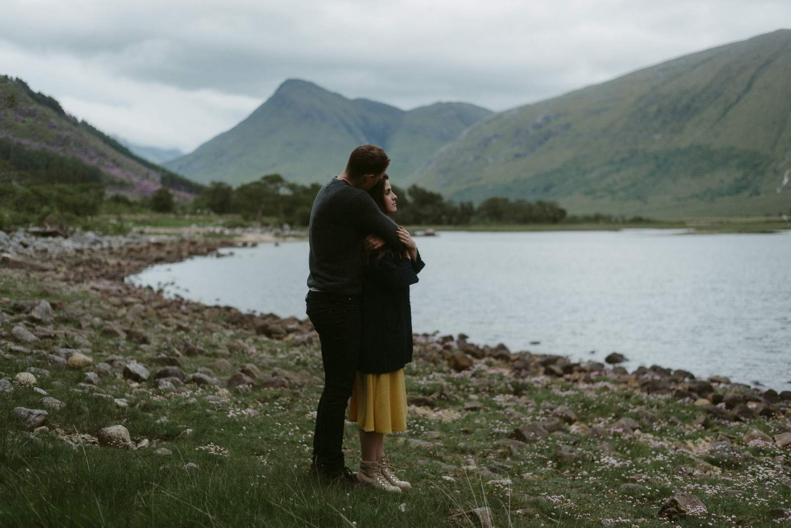 Scotland Elopement and wedding photographer Glen Etive 90 1