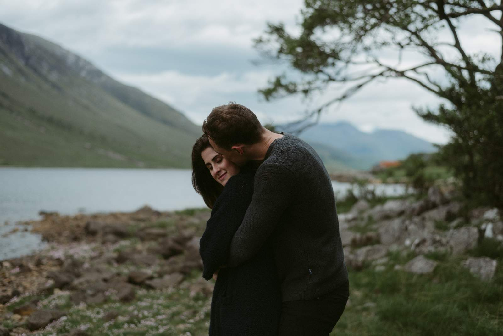 Scotland Elopement and wedding photographer Glen Etive 93