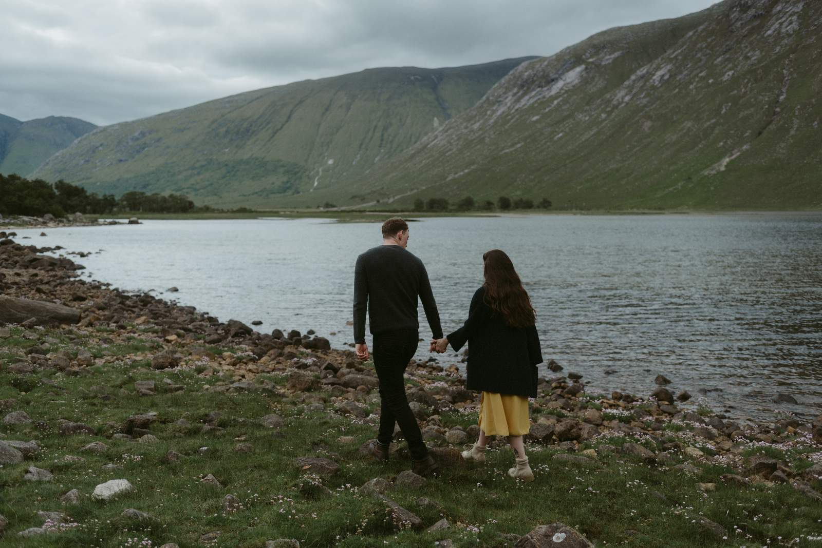 Scotland Elopement and wedding photographer Glen Etive 95