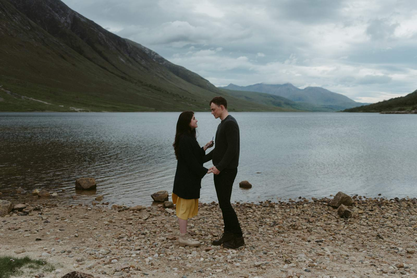 Scotland Elopement and wedding photographer Glen Etive 99