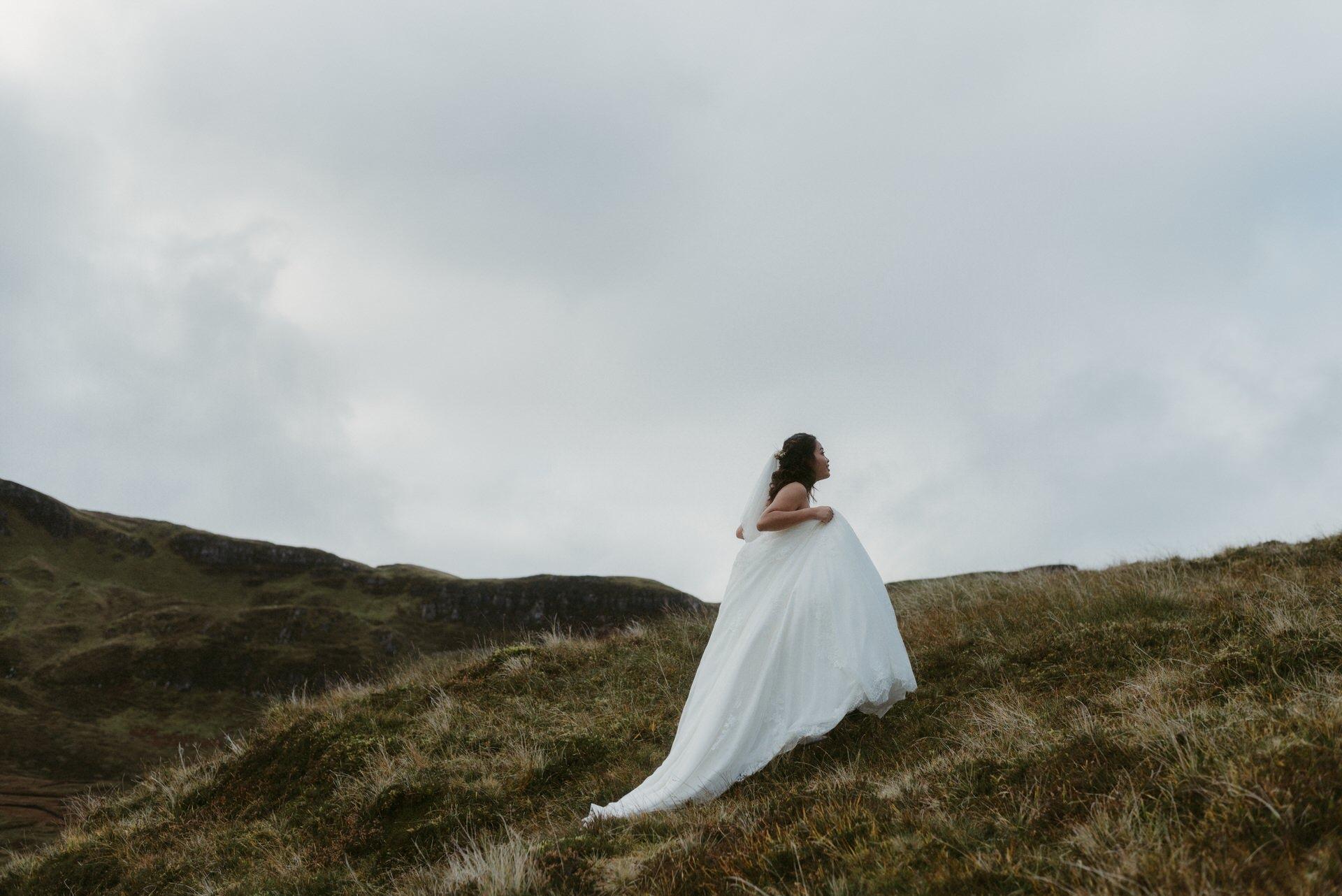 Quiraing Elopement Isle of Skye 141