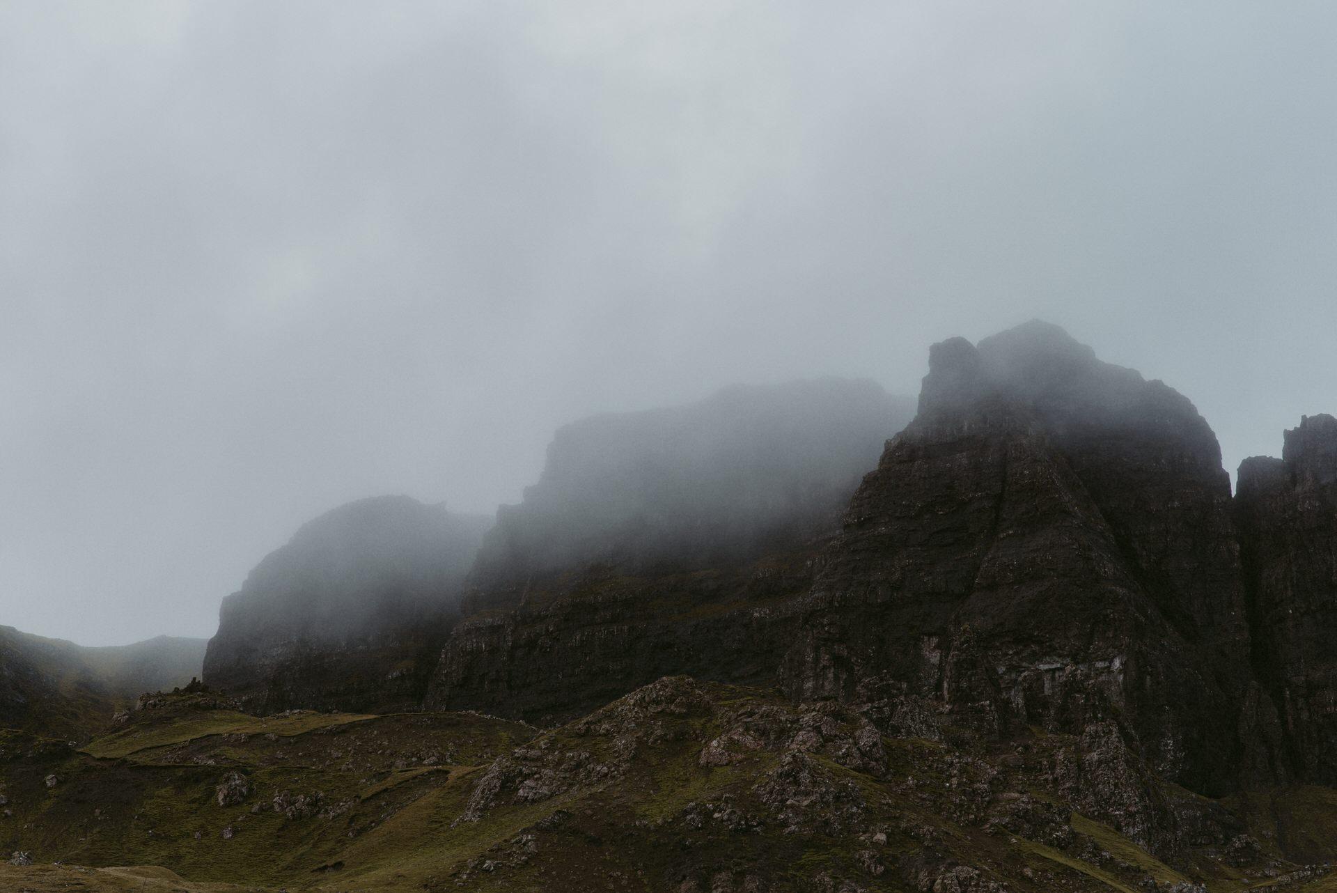 Quiraing Elopement Isle of Skye 316