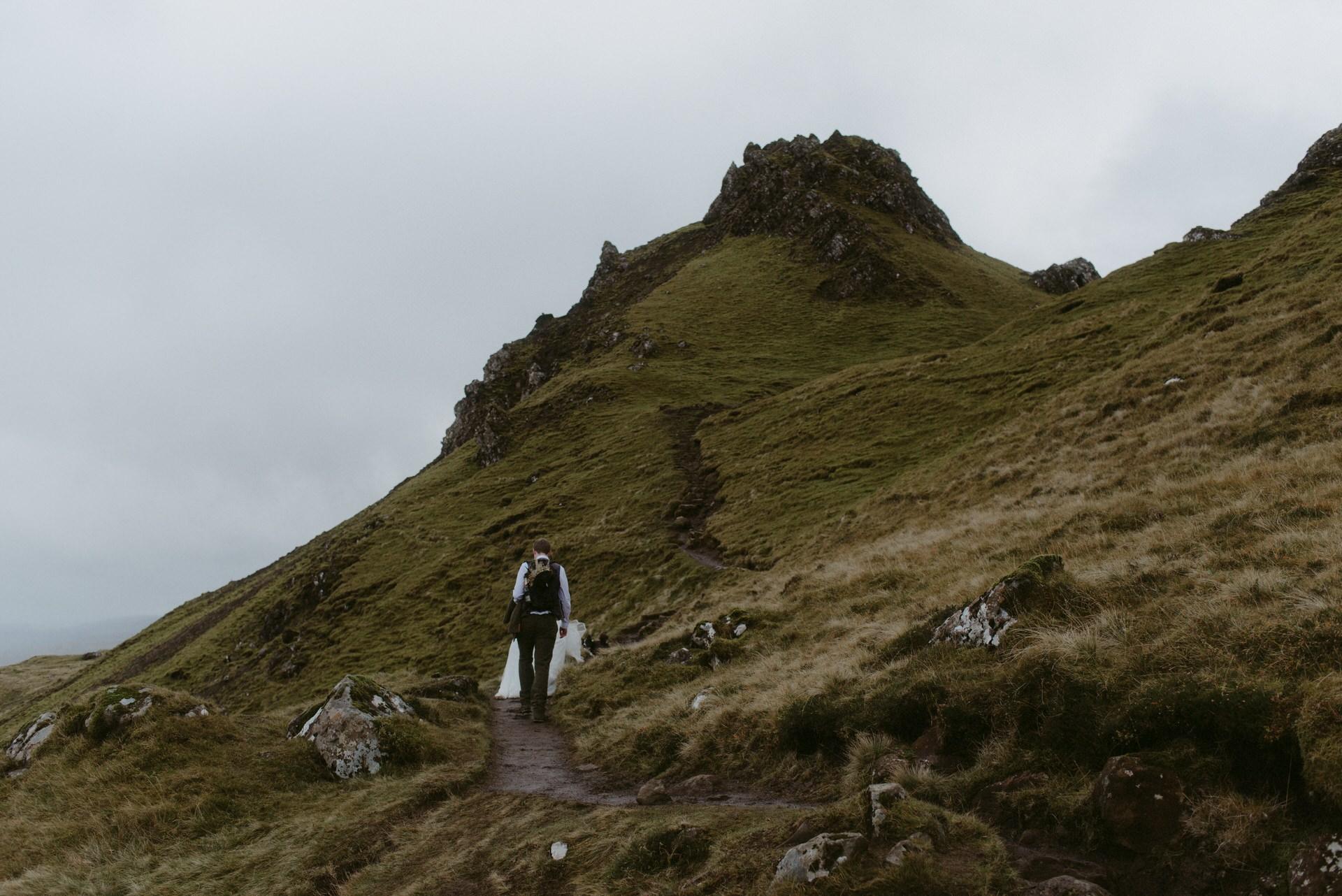 Quiraing Elopement Isle of Skye 320