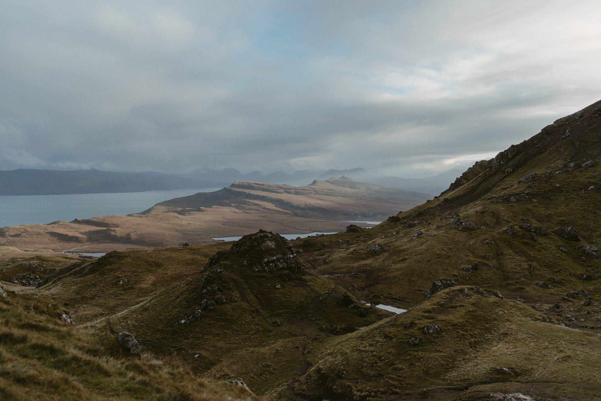 Quiraing Elopement Isle of Skye 446