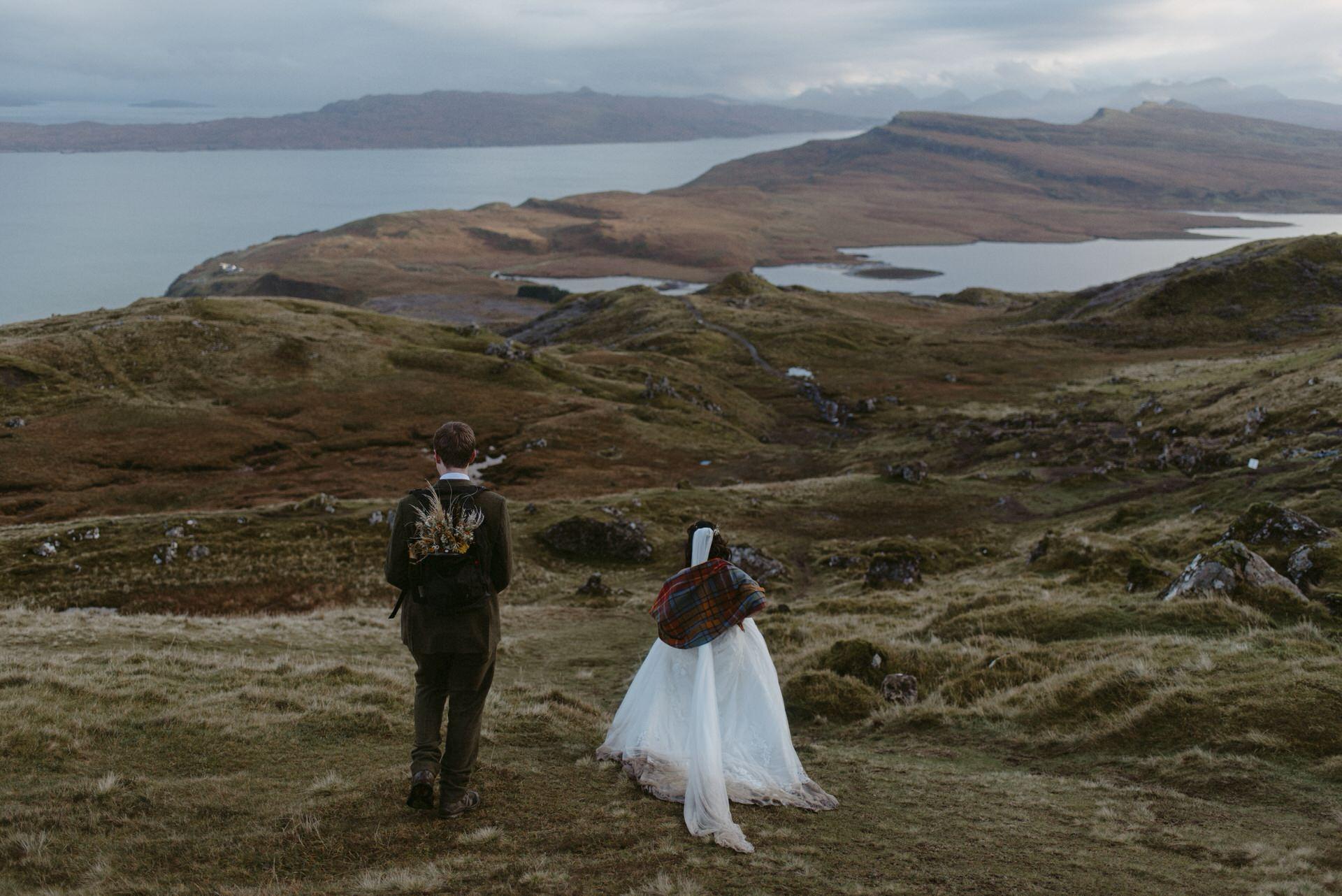 Quiraing Elopement Isle of Skye 465