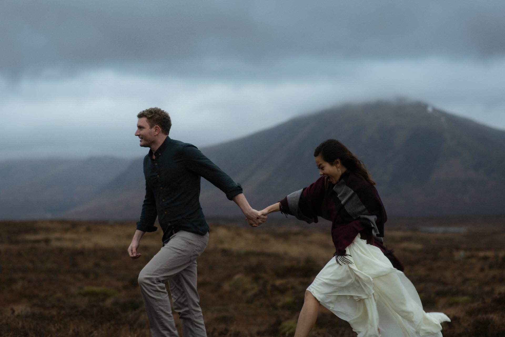 Surprise marriage proposal Glencoe 02