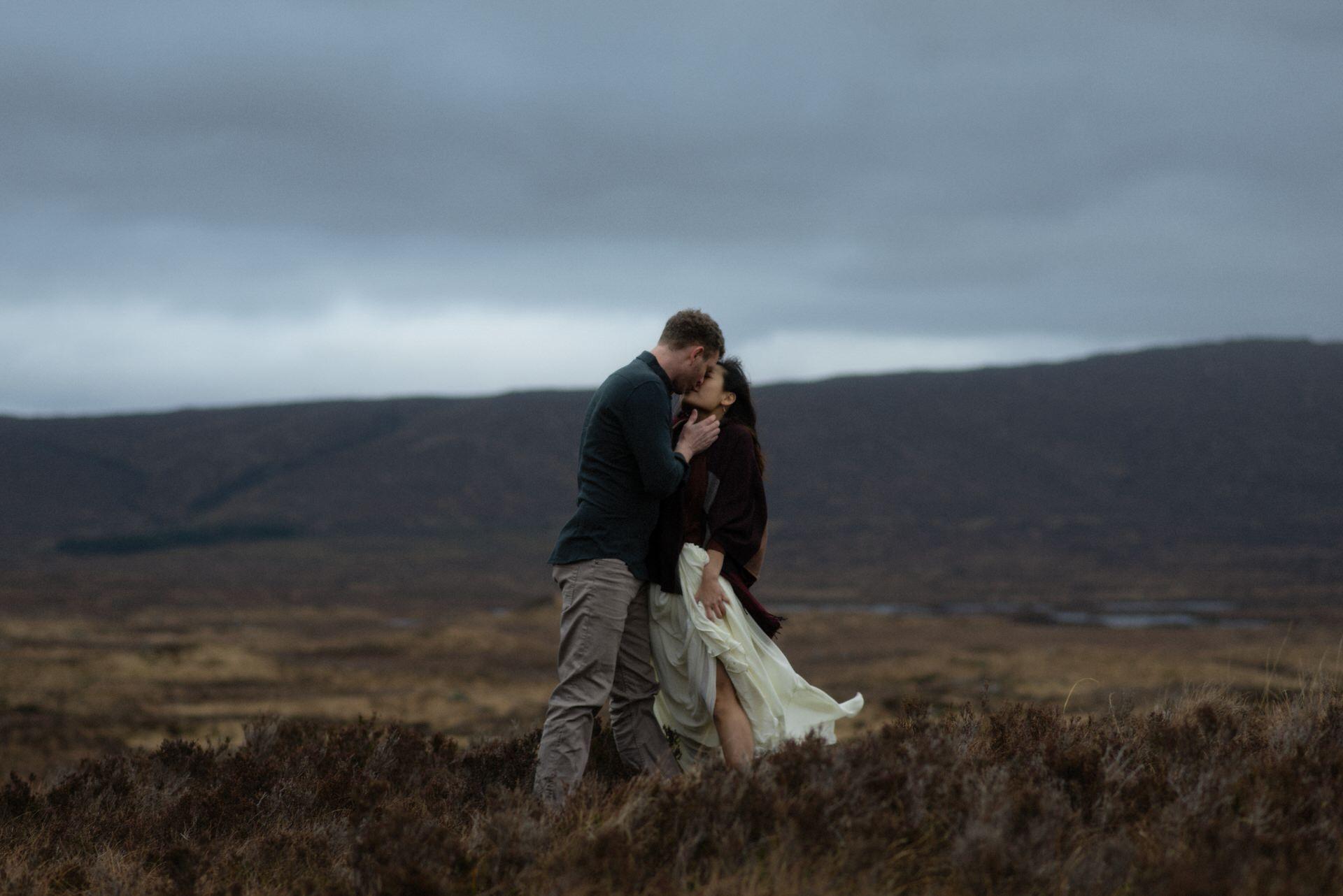 Surprise marriage proposal Glencoe 05