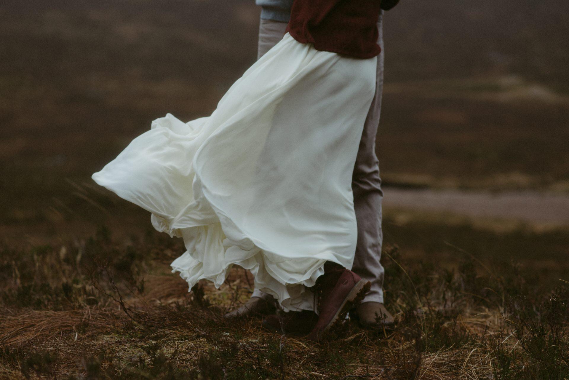 Surprise marriage proposal Glencoe 38