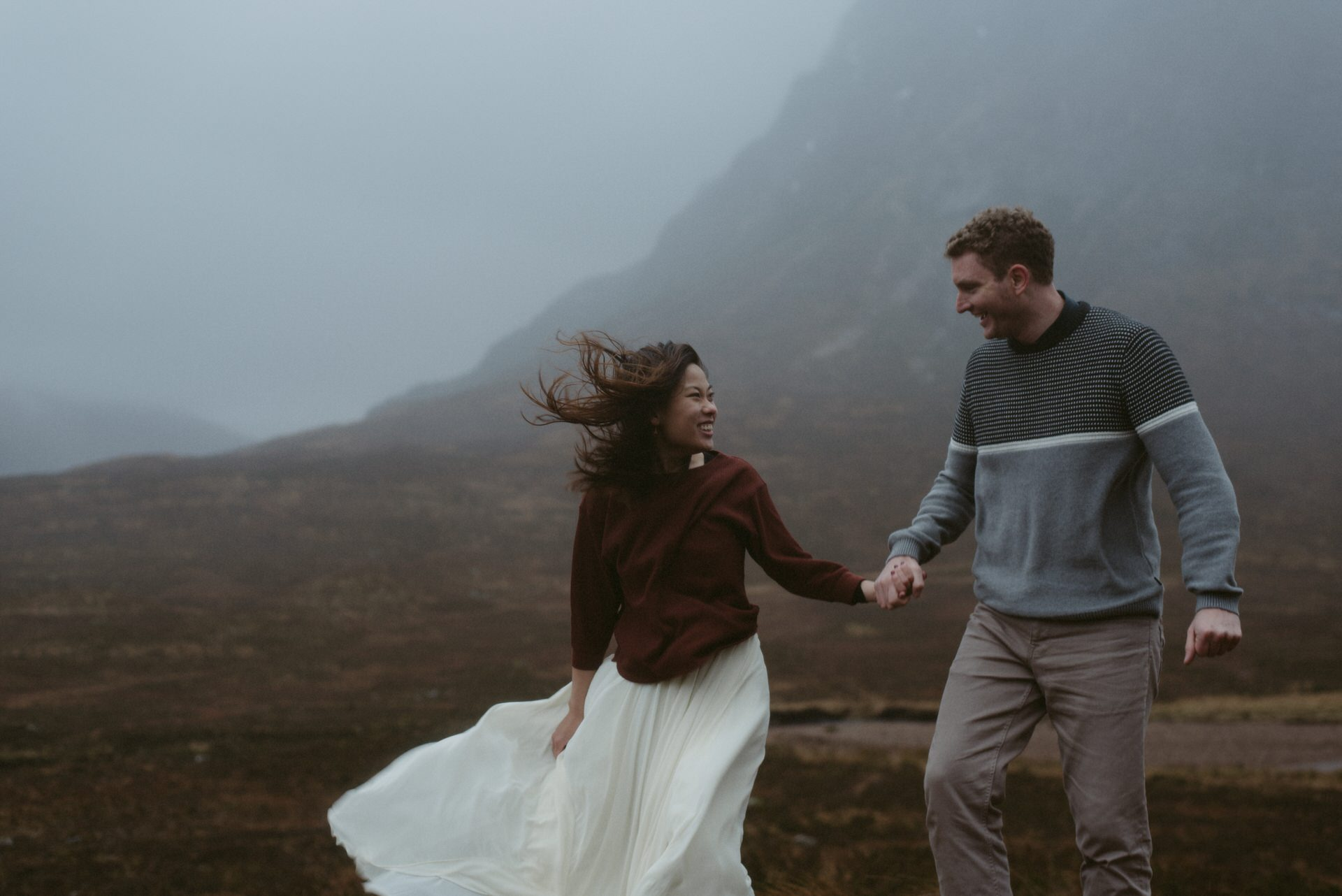 Surprise marriage proposal Glencoe 43